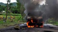 Manipur very tense after eight die in violence