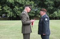 US Army surprises IDF chief with Legion of Merit medal