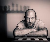 Chess' agony and ecstasy: David Llada's portraits capture players at their most intense