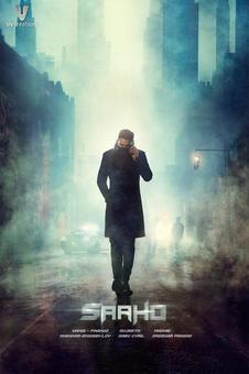 Prabhas` look in the first poster of Saaho raises massive curiosity!