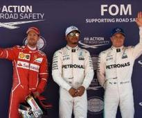 Lewis Hamilton takes Spanish GP pole