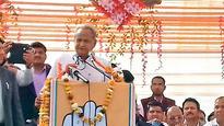 Ashok Gehlot slams BJP for hijacking ideals of Congress party