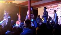 Shocking! Patna students crosses line by inviting bar dancers during 'Saraswati puja' in college; see video