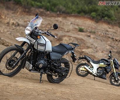 Bike review: Royal Enfield Himalayan vs Mahindra Mojo