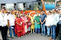 Mumbai: MNS takes Mulund voters on a trip to the Promised Land