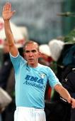 Sky Italia suspend ties with Paolo Di Canio after he appears on air with fascist tattoo on show