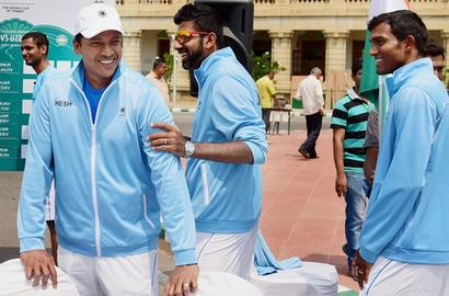 Davis Cup: Here's why Bhupathi dropped Paes