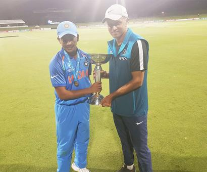 How clinical India tamed Australia to claim ICC Under-19 World Cup