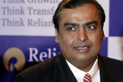 RIL Q1 profit up 28% to Rs 9,108 crore