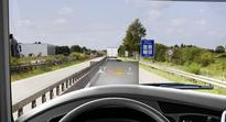 Continental develops head-up display for trucks