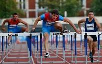 1 year after doping report, Russian track team seeks return