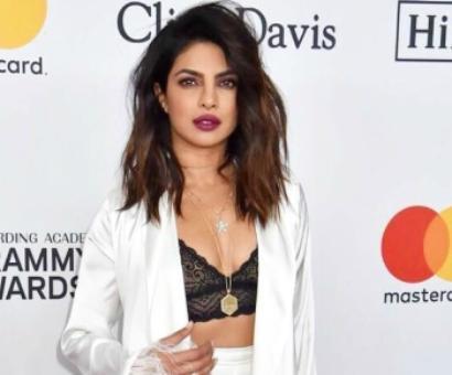 Decoding Priyanka Chopra's 'straight out of bed' Grammy look