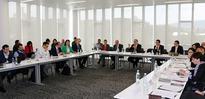The National Bank Of Georgia Hosts International Forum