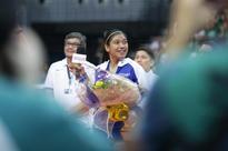 Graduating Valdez gives back: 3rd MVP award for everyone