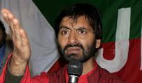 Yasin Malik detained in Srinagar