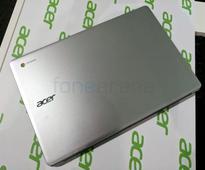 Acer Chromebook 15 Hands On