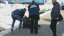 Body found in suitcase floating in Italian marina