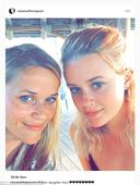 Reese Witherspoon shares precious photo with her mini me Ava