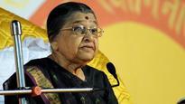 Former Union Minister Urmilaben Patel passes away