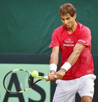 Ferrer backs Nadal to return to winning ways