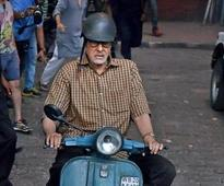 Celebs have forever been the most defamed: Amitabh Bachchan