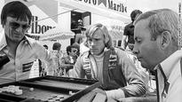 Racing playboy who inspired Hollywood movie