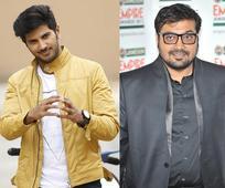 Anurag Kashyap has become a fan of Dulquer Salmaan's Kammatipaadam!