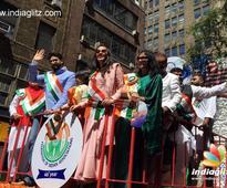 Priyanka Kothari pitches for women's cause