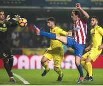 Atletico title bid nosedives after loss