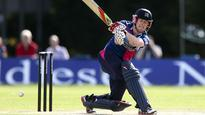 Morgan gives Middlesex a glimpse of better things