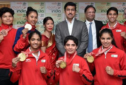 Indian sports set for major overhaul under sports minister Rathore