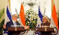India, Israel sign nine agreements