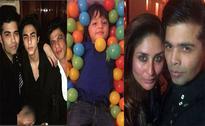 Karan Johar had a blast this birthday with SRK, AbRam, Kareena...