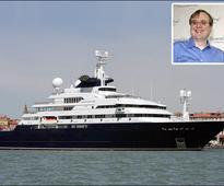 Billionaire Paul Allen's yacht damaged Caribbean protected coral - media