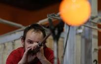 Storied Czech glass blowing industry embraces reinvention