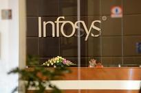 Infosys revenue guidance cut spooks investors