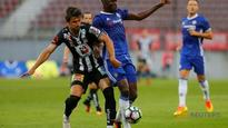Moyes makes first Sunderland signing with Djilobodji