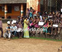 Protests opposing transfer of teacher in govt higher primary school