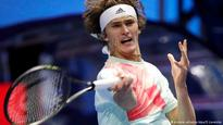 Alexander Zverev wins first ATP tour title beating US Open champion Wawrinka