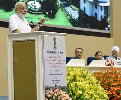 IT+IT= IT: PM Modi's formula for India's future