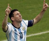Lionel Messi spearheads star-studded Argentina squad for Copa America