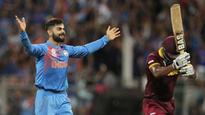 India risk slipping in ICC rankings after T20I series in US