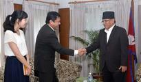 Keen to welcome Chinese President Xi in Nepal: PM Dahal