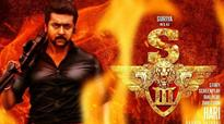 Censor board paves way for Suriya's Singam 3, clears it with U certificate