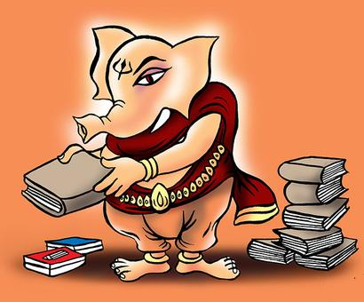 Why my Ganpati is about giving!