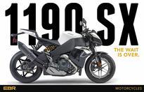 EBR Black Lightning to ride into Long Beach International Motorcycle Show