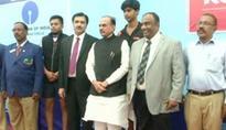 Telangana table tennis championship concludes, Dy CM bats for more participation