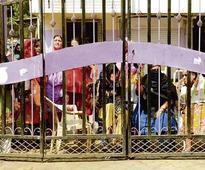 'Women'-gate will not vacate