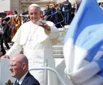 Pope backs opposition to Mexico's gay-marriage proposal