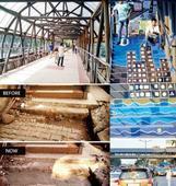 IIT-Bombay student, volunteers clean up skywalk